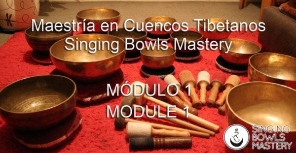 Maestría en Cuencos Tibetanos